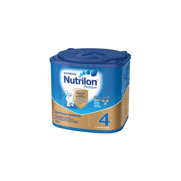 ���������� Nutricia Nutrilon Premium 400 �� �4 (� 18 ���)