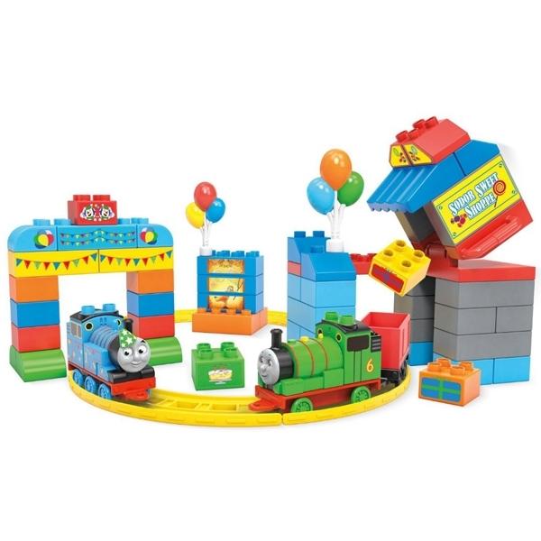Игровой набор Mega Bloks Томас и его друзья День рождения Томаса<br>