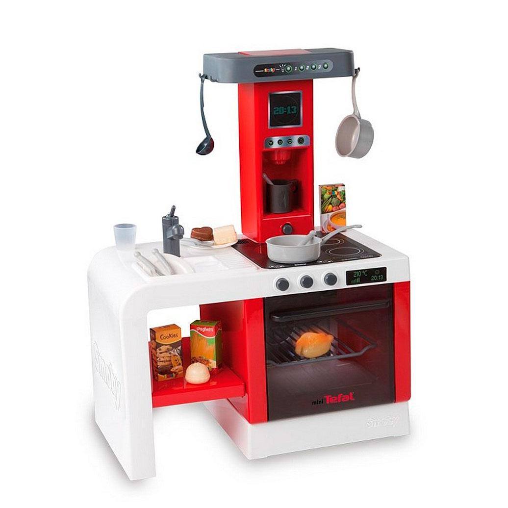 Электронная кухня Smoby Mini Tefal Cheftronic 1 3  24114<br>