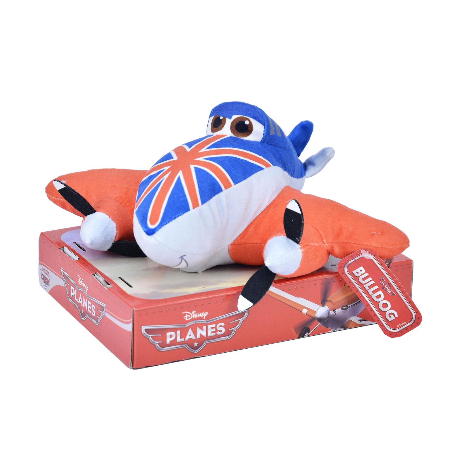 Мягкая игрушка Disney Самолеты Бульдог 25 см<br>