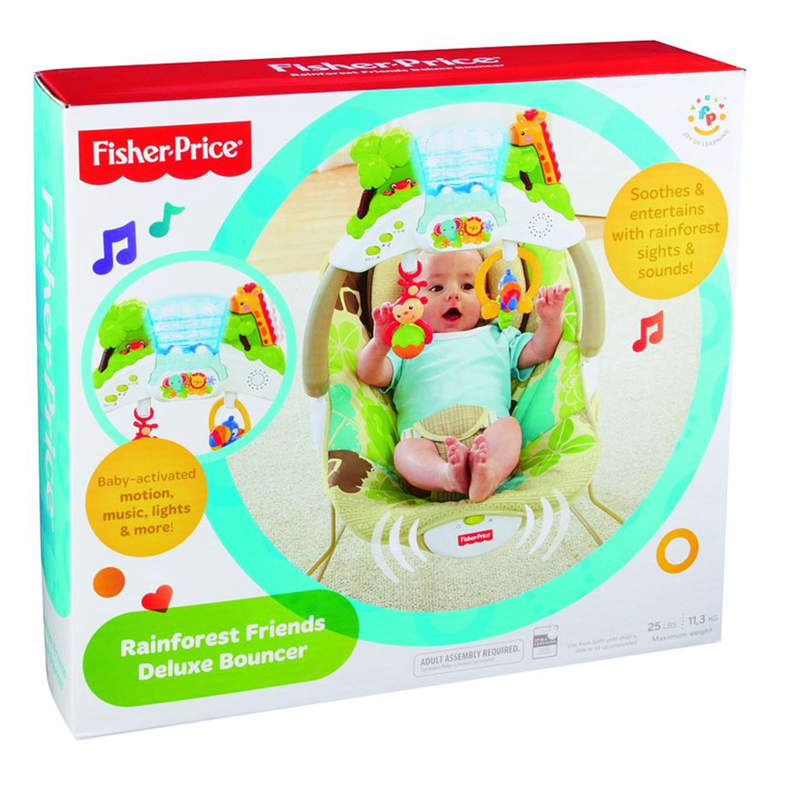 ������-������� Fisher Price ������ �� ������������ ���� BCG48
