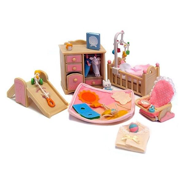 Мебель и аксессуары Sylvanian Families Детская комната<br>