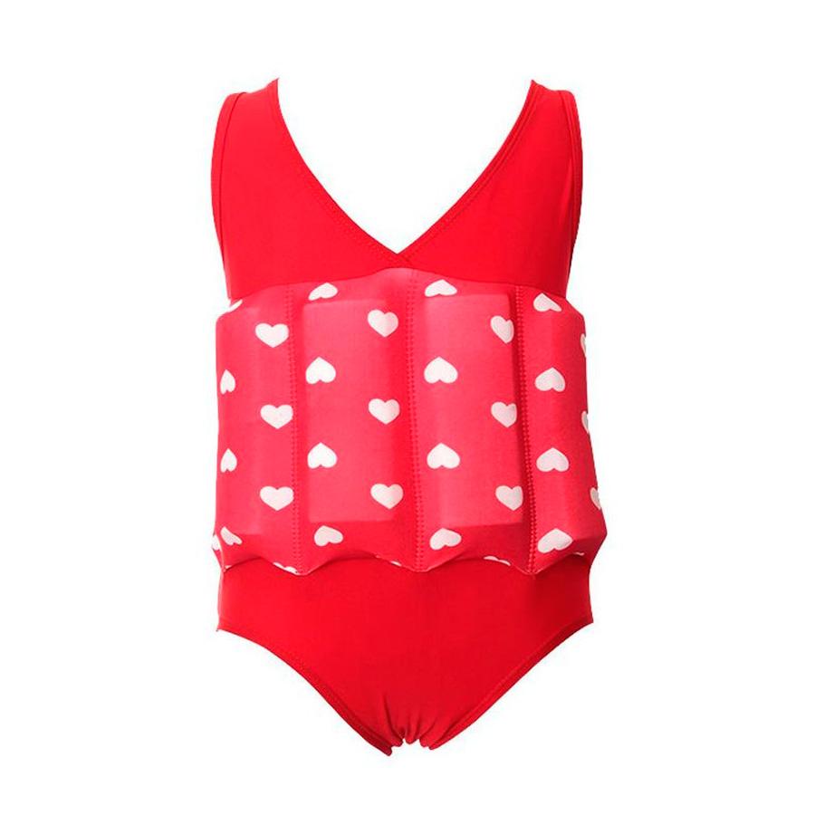 Плавательный костюм Yi Zi Xin Сердечко рост 100-110<br>