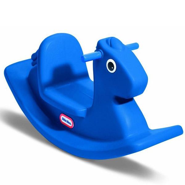 Качалка Little Tikes Лошадка синяя<br>