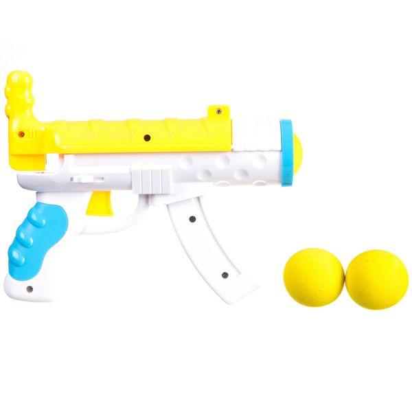 Оружие Play Smart Бластер с 3-мя мягкими шариками РАС X3<br>