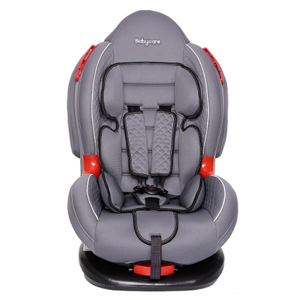 Автокресло Baby Care BC-02 ISOFIX Люкс ULTRA Серый<br>