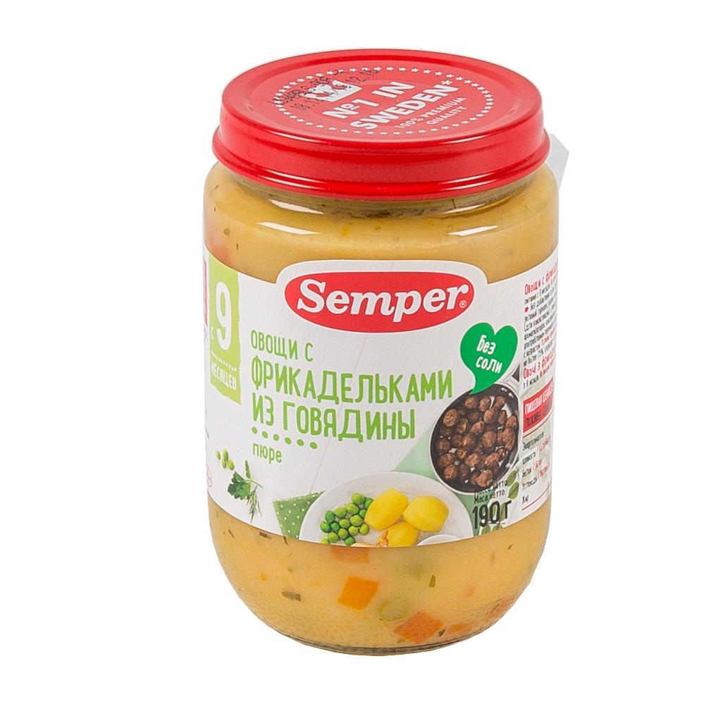 ���� Semper ���� � ������� 190 �� ����������� �� �������� (� 9 ���)