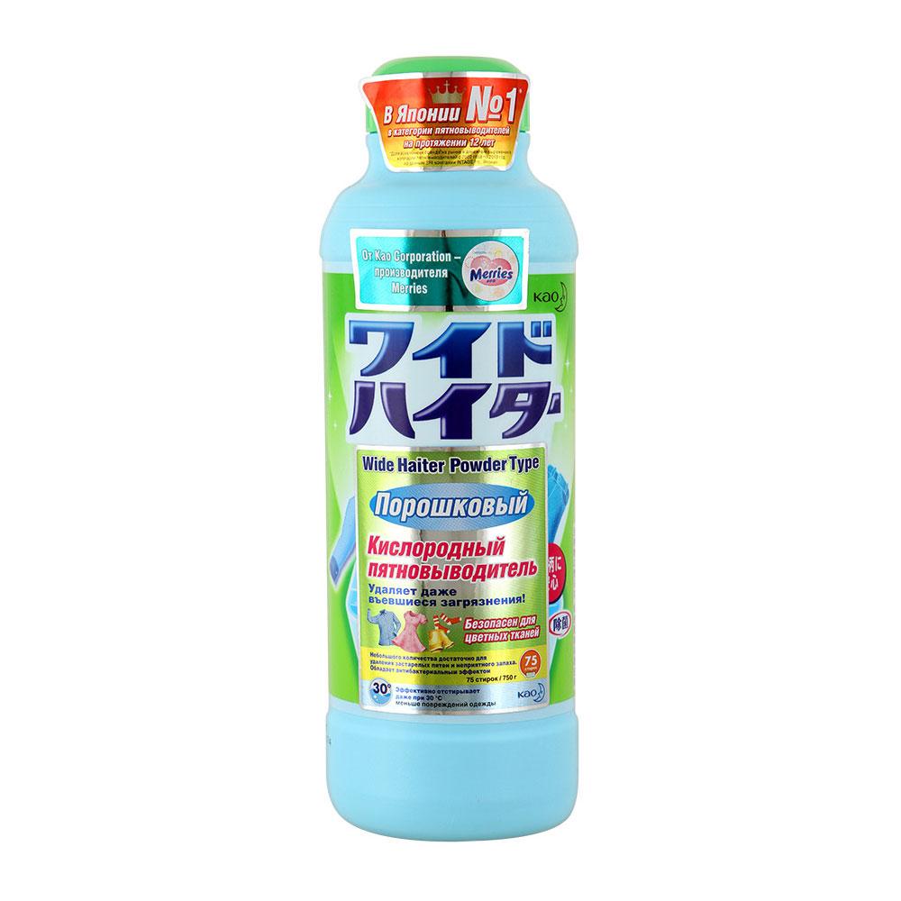 Пятновыводитель KAO ATTACK WIDE HAITER порошковый Powder Type 750 г<br>