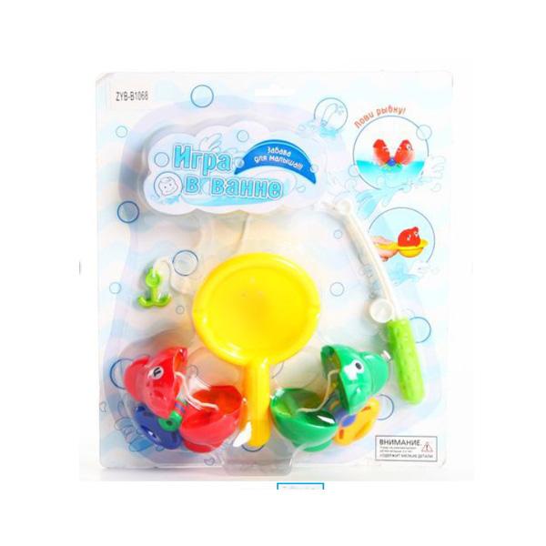 Игрушки для ванной Zhorya Лови рыбу<br>