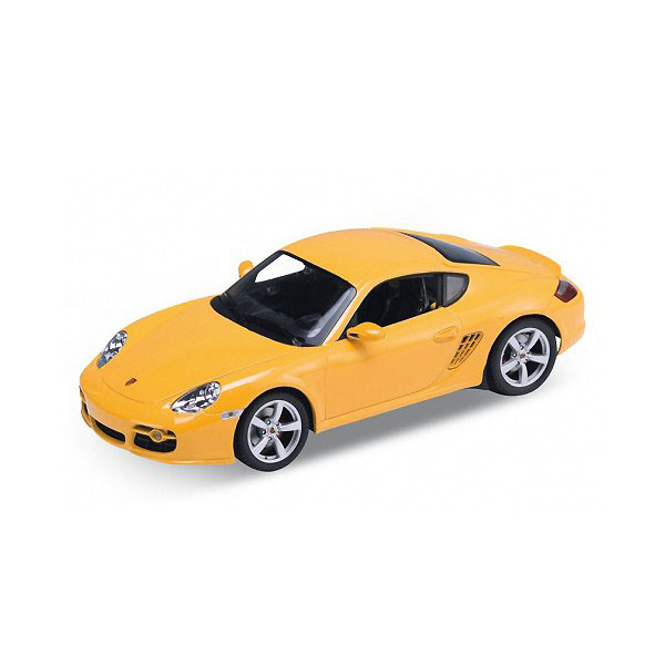 ������� Welly PORSCHE CAYMAN S 1:34-39