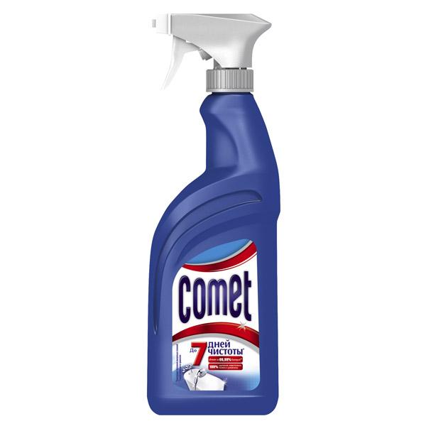 Чистящий спрей Comet 500 мл для ванной комнаты<br>