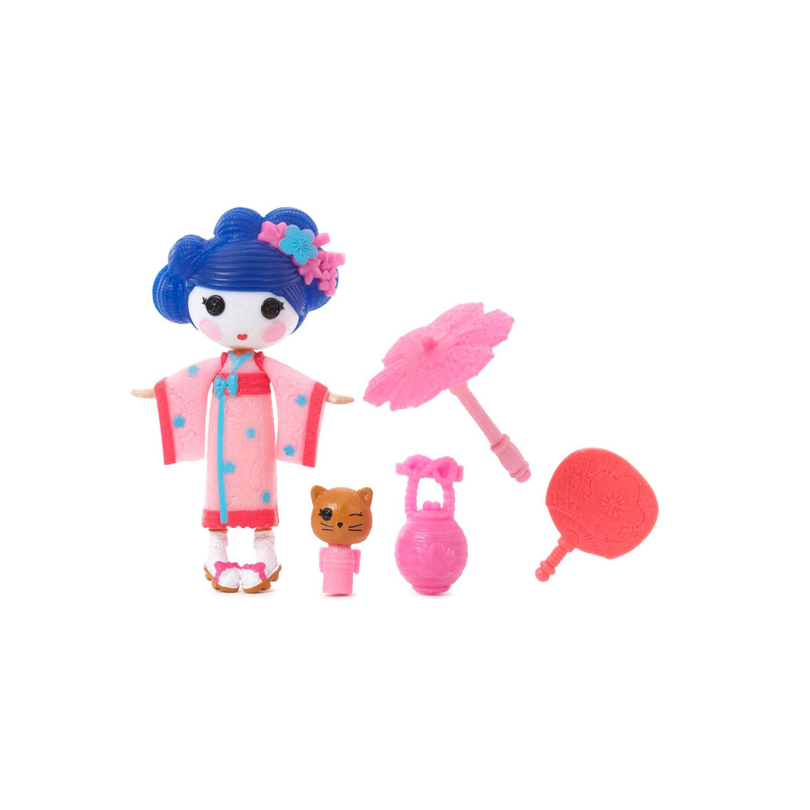 Кукла Mini Lalaloopsy с аксессуарами Yuki Kimono<br>