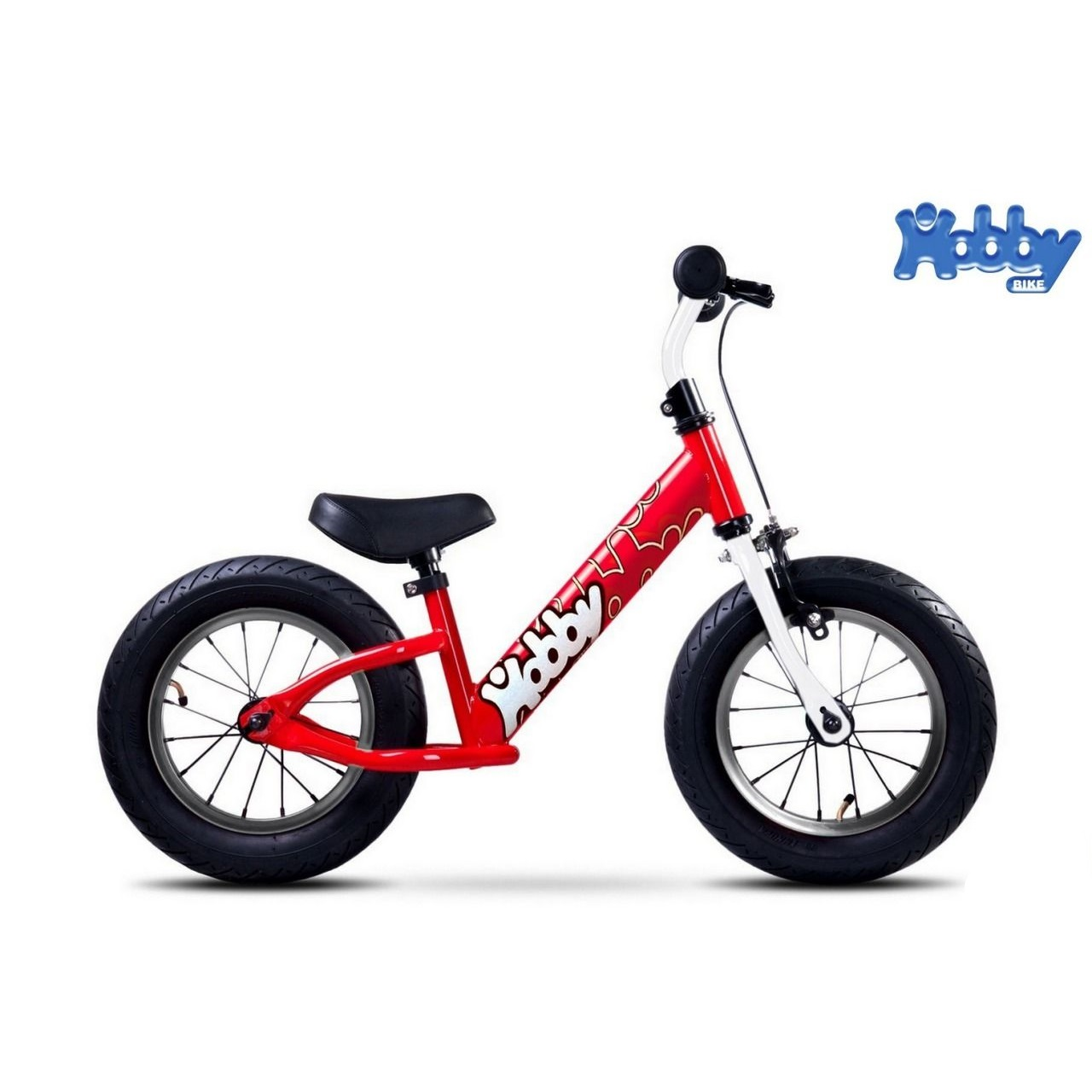 Велобалансир Hobby-bike Balance Forty Red Aluminium<br>