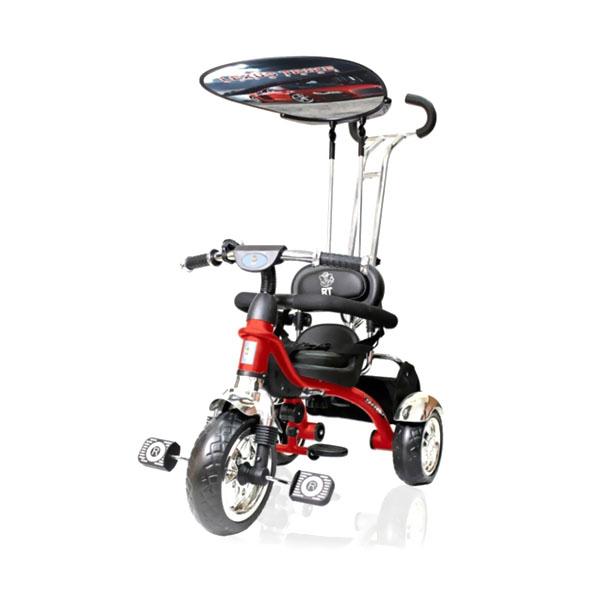 Велосипед RT Lexus Trike Grand Print Deluxe 2014 Красный<br>