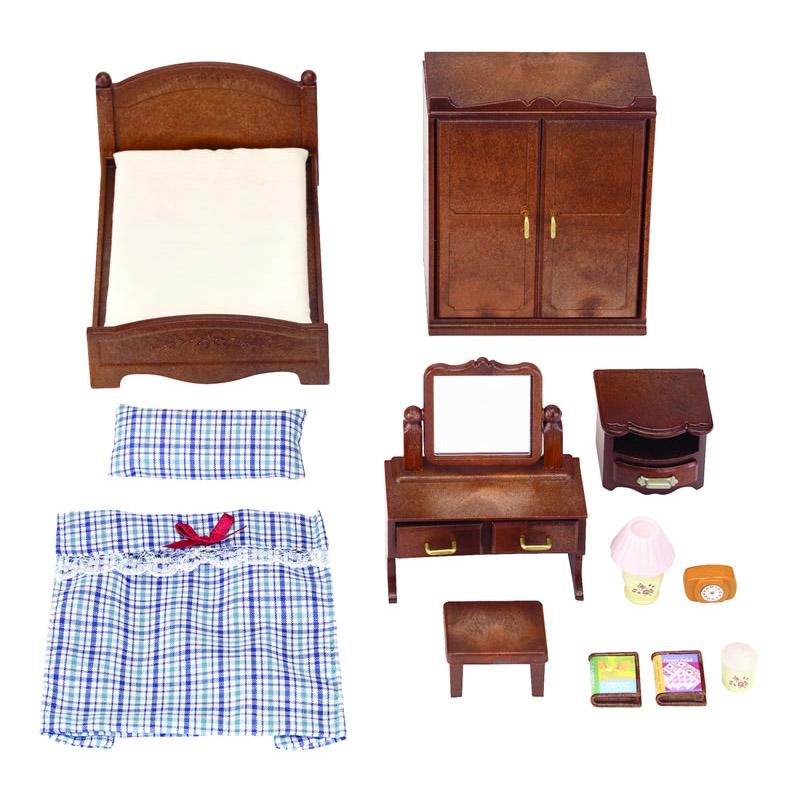 Мебель и аксессуары Sylvanian Families Спальня<br>