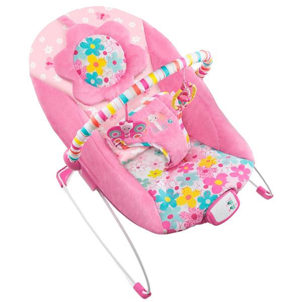 Кресло-качалка Bright Starts Цветочная поляна<br>