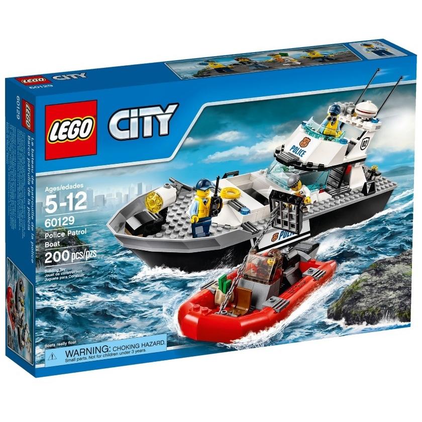 ����������� LEGO City 60129 ����������� ���������� �����