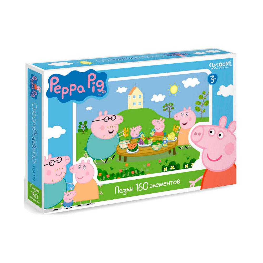Пазл Origami Peppa Pig 1542<br>