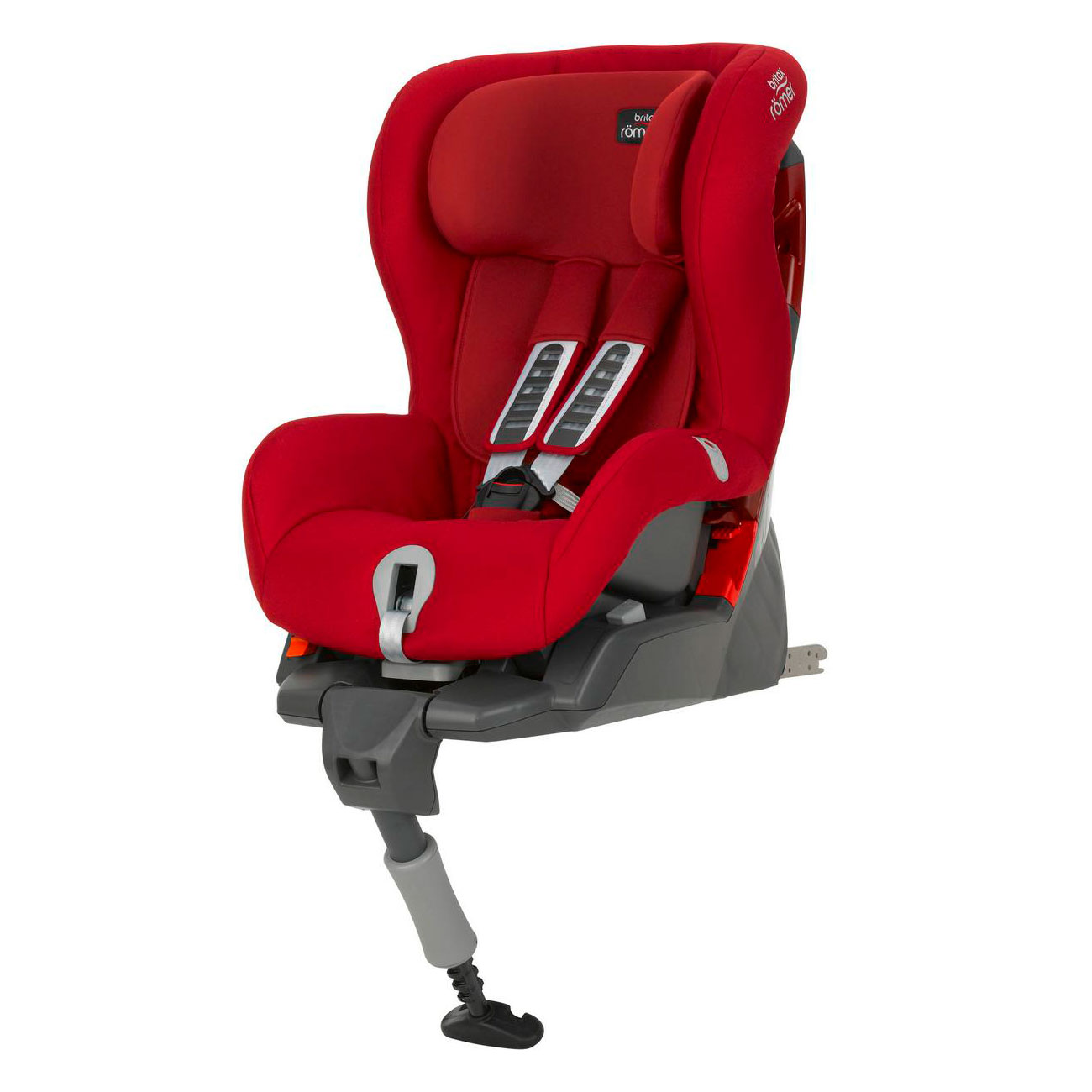Автокресло Britax Romer SafeFix plus Flame Red<br>