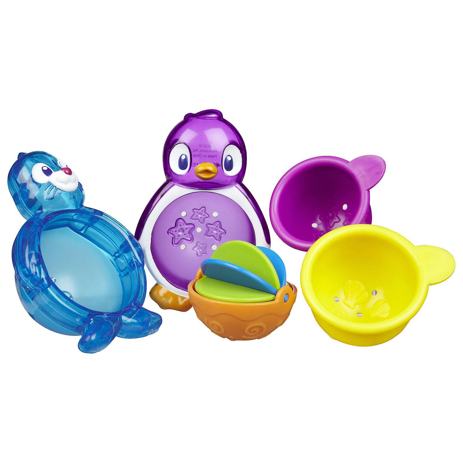 Игрушка для ванны Munchkin Пингвинчики от 12 мес.<br>