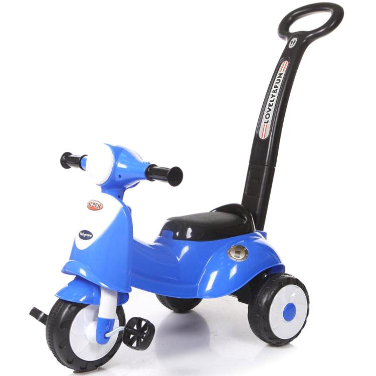 Каталка Baby Care Smart Trike Синий<br>