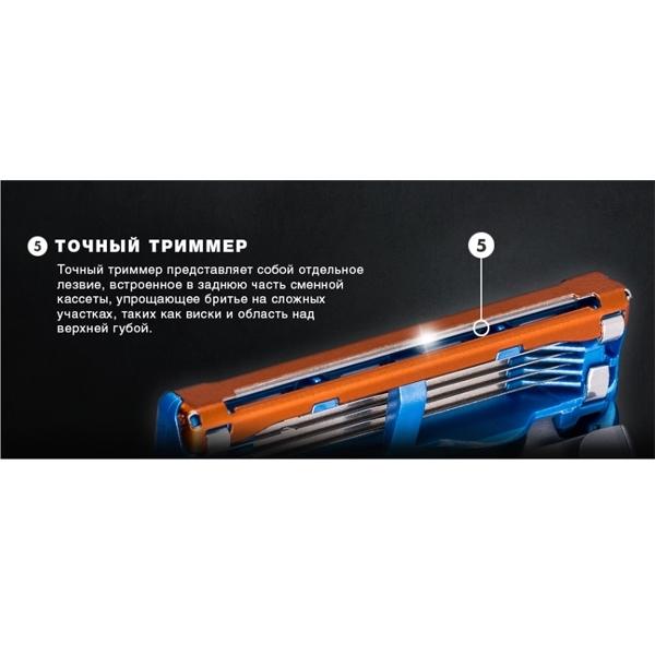 ������ Gillette Fusion � 2 �������� ���������