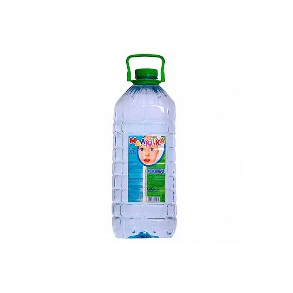 Вода детская Малютка Сенежская 5 л<br>