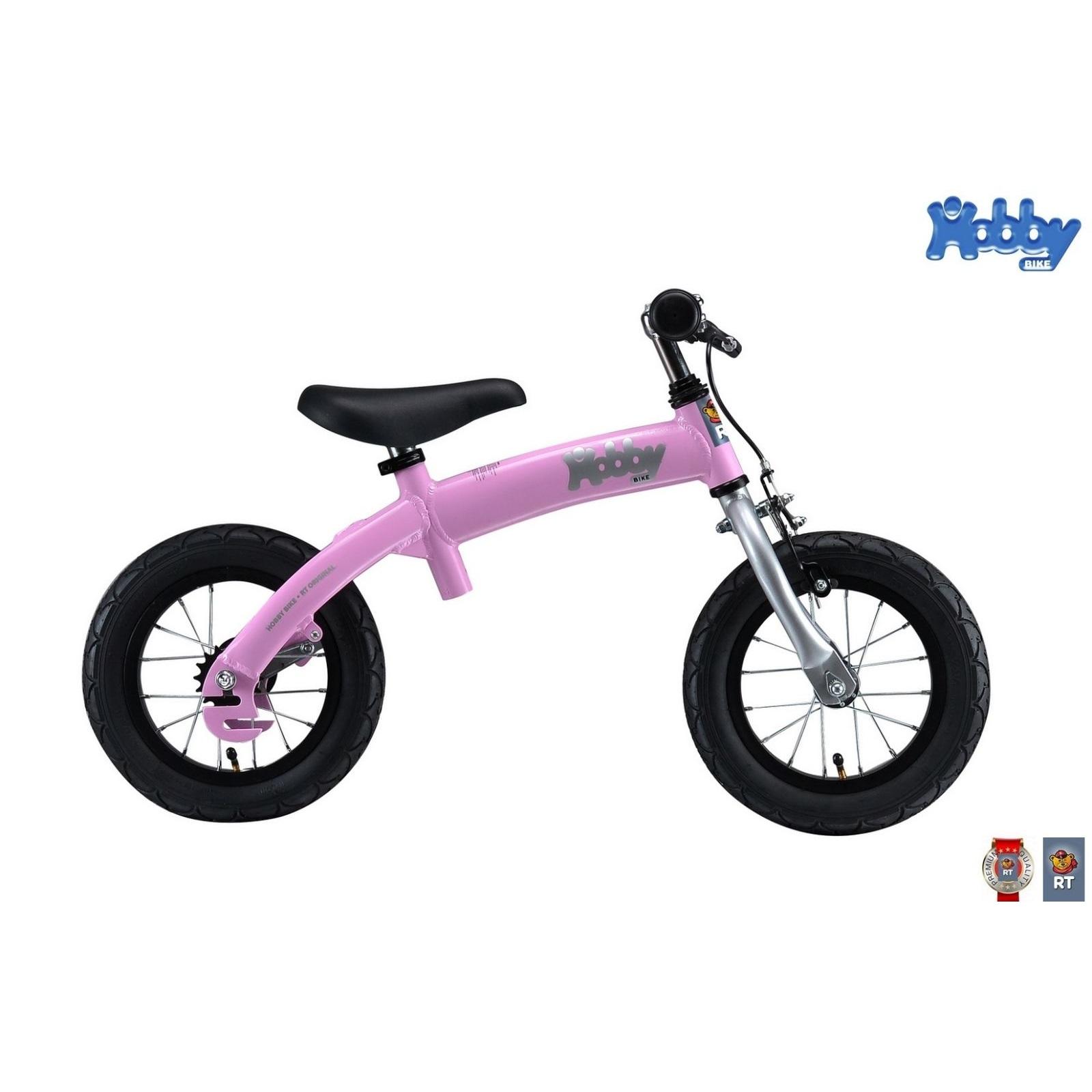 Велобалансир-велосипед Hobby-bike ALU NEW 2016 Pink<br>