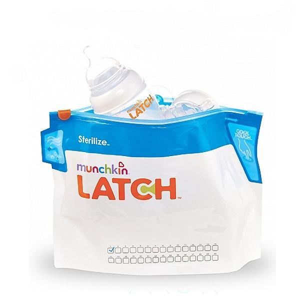 Пакеты Munchkin LATCH для стерилизации 6шт<br>