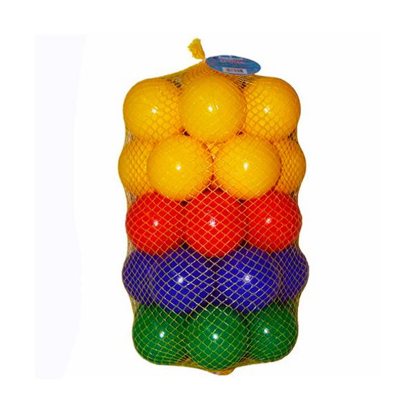 Набор шариков ToyMart 8см 35шт<br>