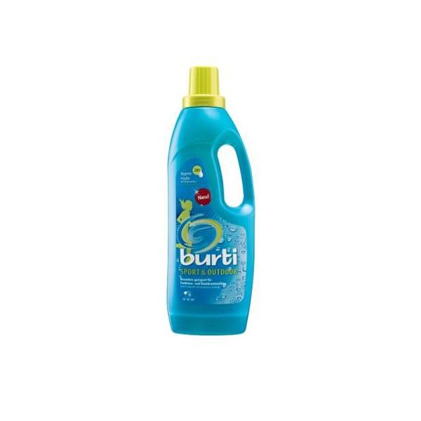 Жидкое средство Burti Бурти для стирки 750 мл Для спортивной одежды и обуви<br>