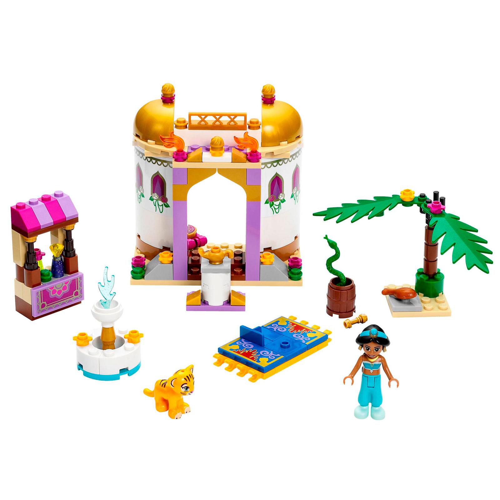 Конструктор LEGO Princess 41061 Экзотический дворец Жасмин<br>