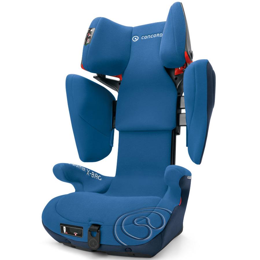 Автокресло Concord Transformer X-Bag Ocean Blue<br>