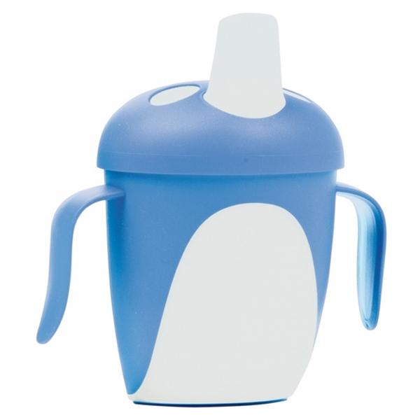 Чашка-непроливайка Canpol Babies Синяя (с 9 мес)<br>