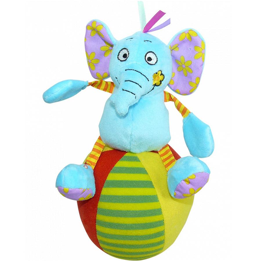 Развивающая игрушка Biba Toys На мячиках Мои друзья из джунглей<br>