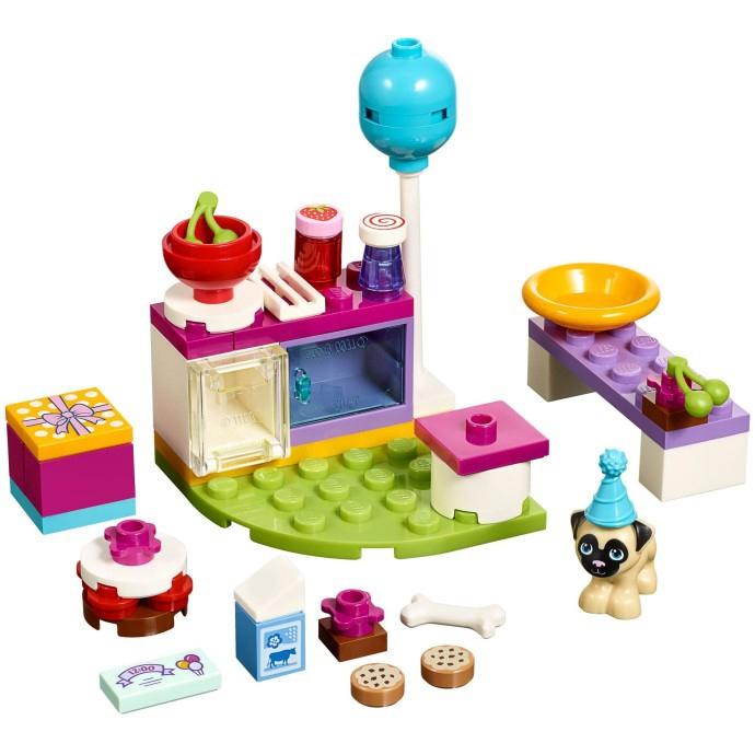 Конструктор LEGO Friends 41112 День рождения: тортики<br>