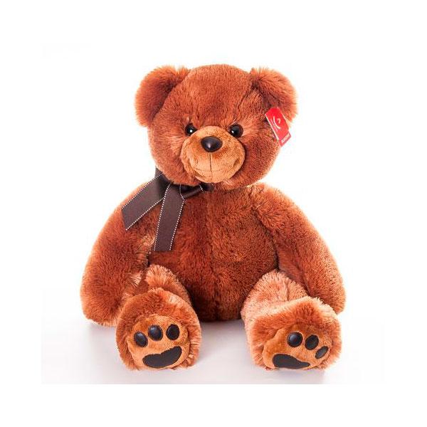 Мягкая игрушка AURORA Медведь тёмно-коричневый 70 см<br>
