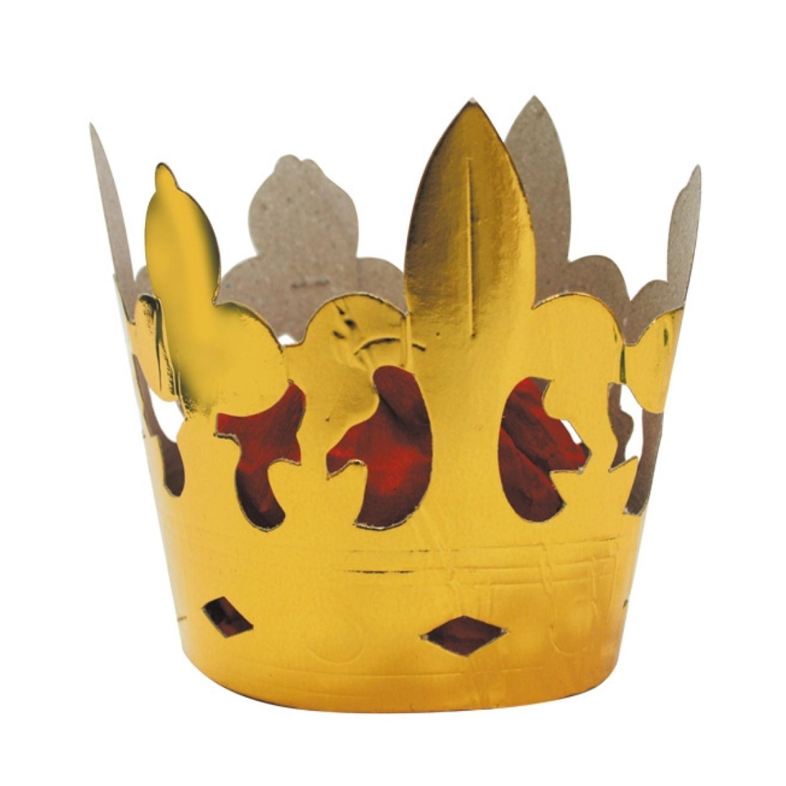 Как сделать картонную корону
