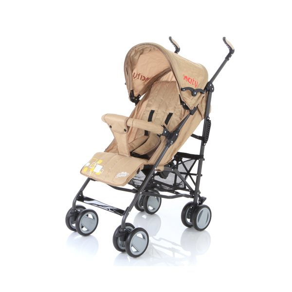 Коляска Baby Care In City beige<br>
