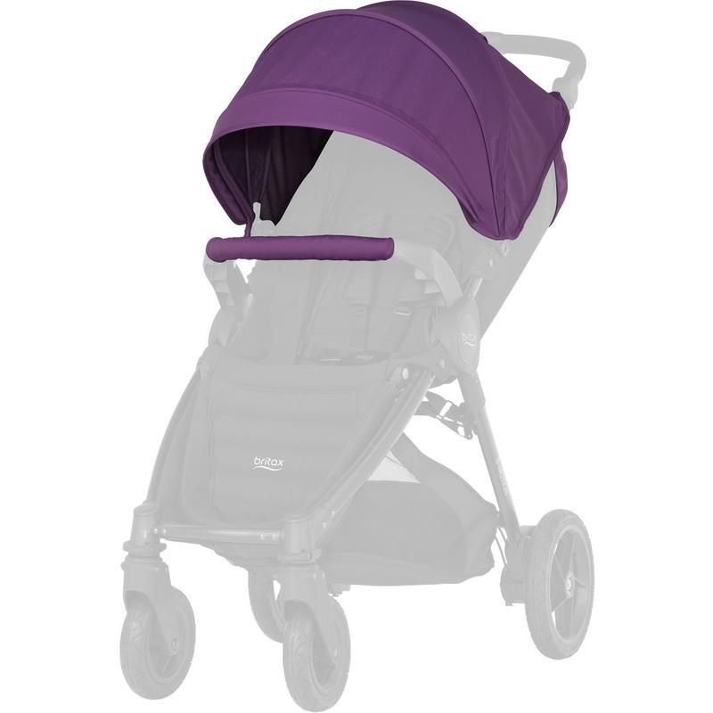 Капор для  коляски Britax Roemer B-Agile/B-Motion 4 Plus Mineral Lilac<br>