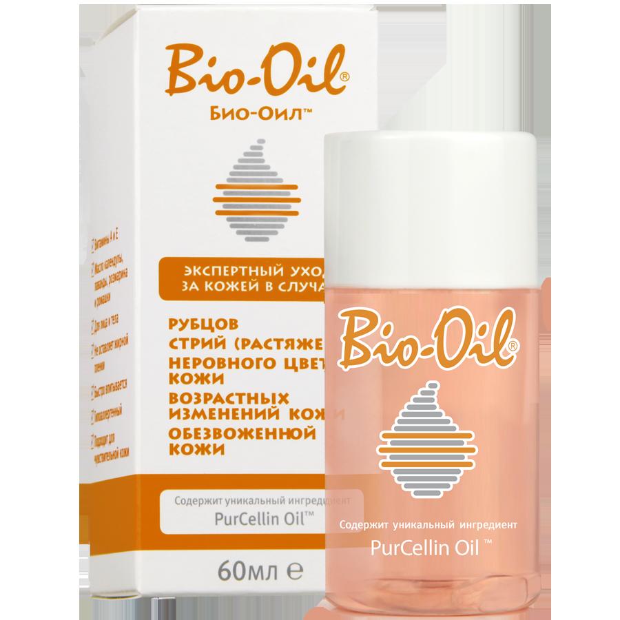 ����� ������������� Bio-Oil �� ������, ��������, ��������� ���� (60 ��)