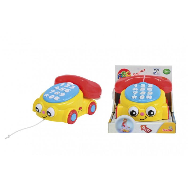 Веселый телефон Simba 18 см<br>