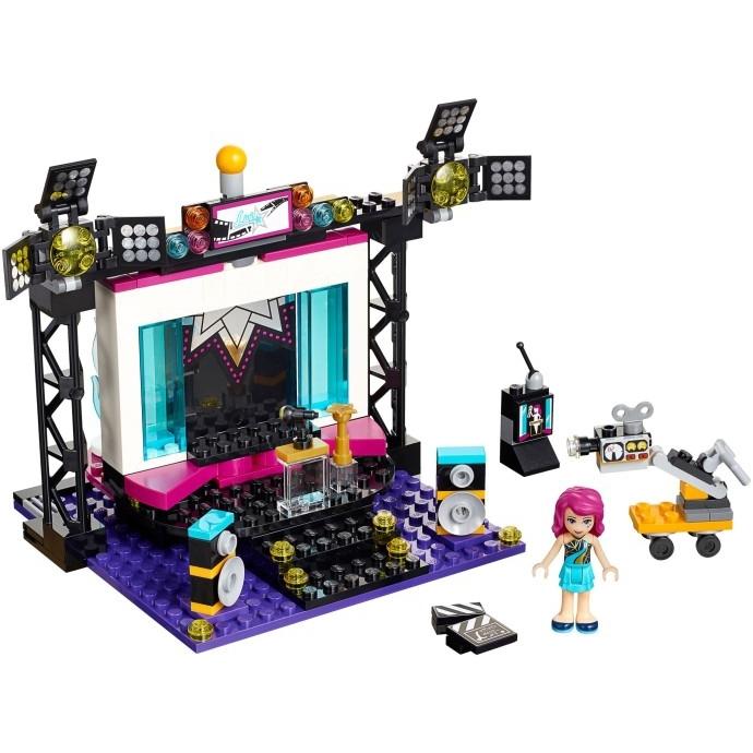 Конструктор LEGO Friends 41117 Поп-звезда: телестудия<br>
