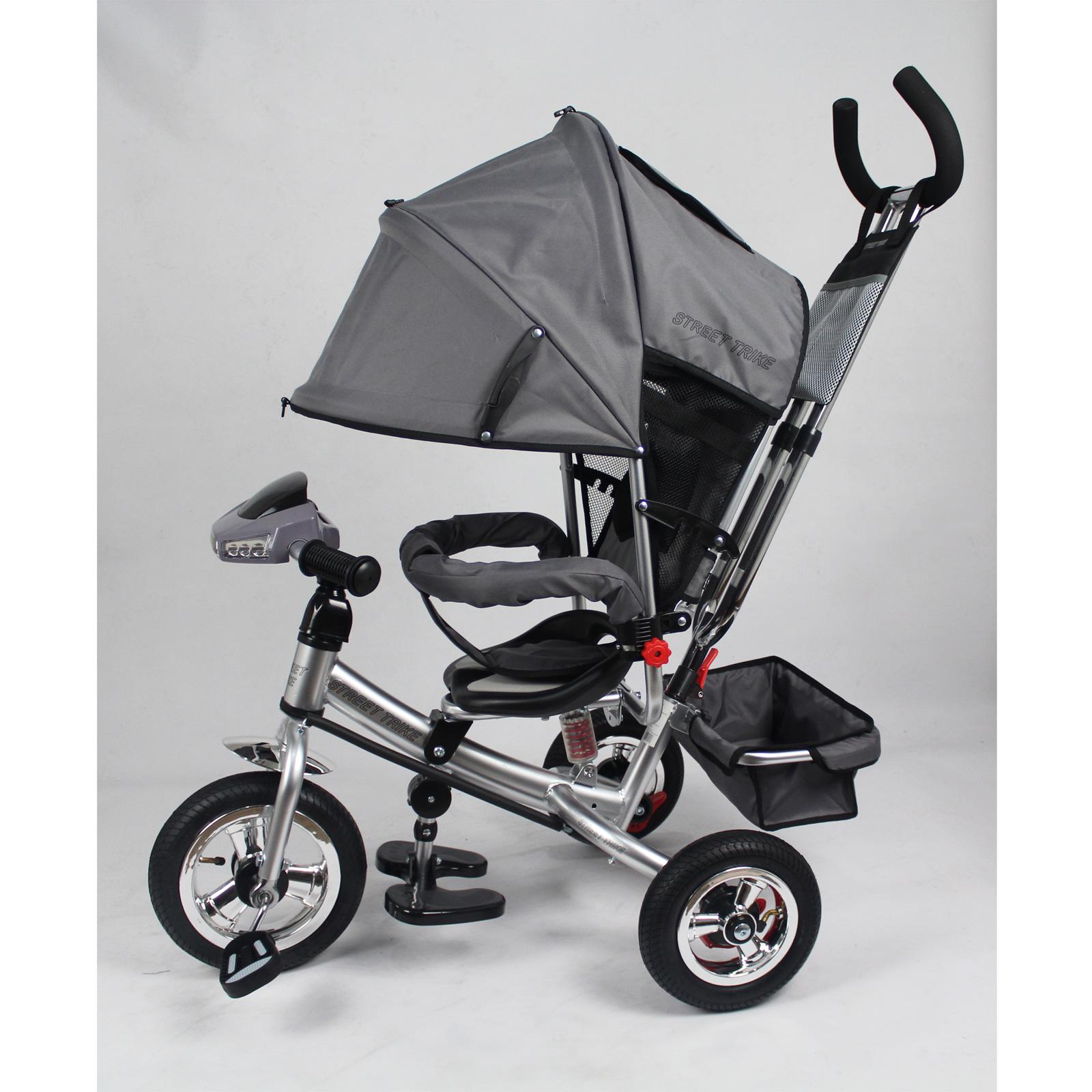 Велосипед Street Trike А03Е Серый<br>