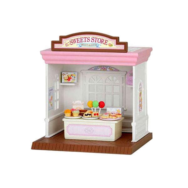 Игровые дома Sylvanian Families Магазин конфет<br>