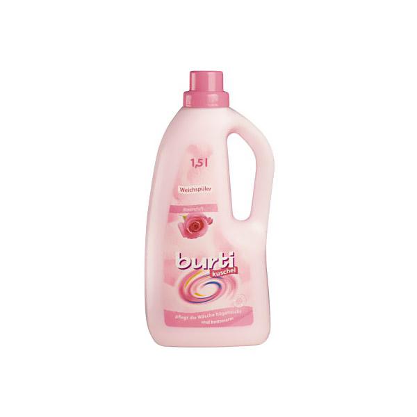 Бальзам-ополаскиватель Burti Бурти 1,5 л С запахом розы<br>