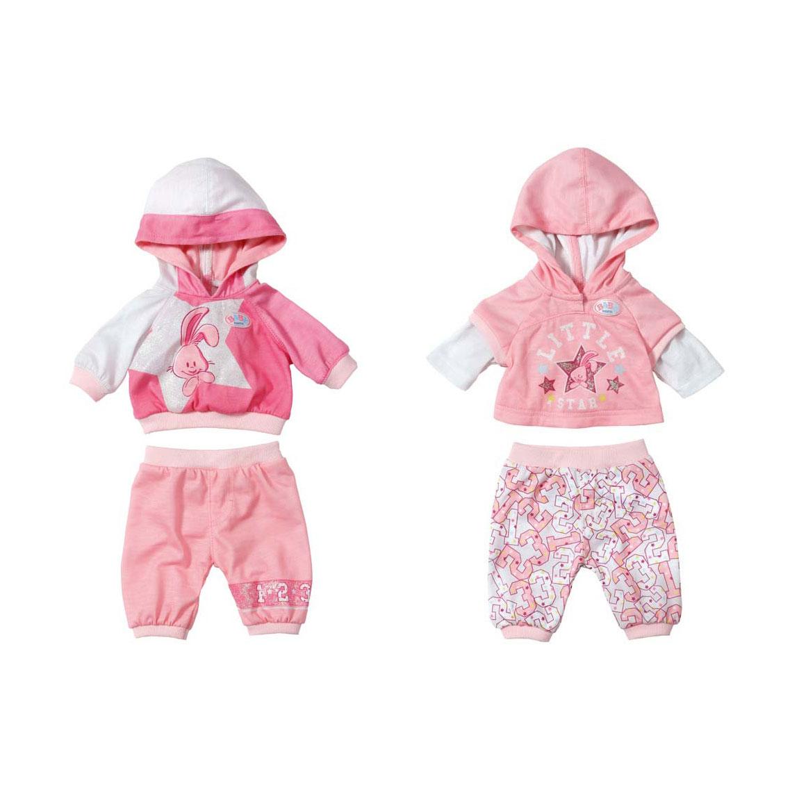 Одежда для кукол Zapf Creation Baby Born Для спорта<br>