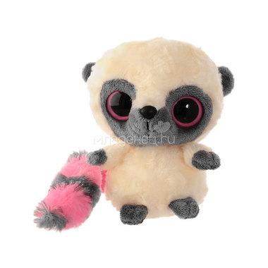 Мягкая игрушка AURORA Юху и друзья Юху розовый 12см