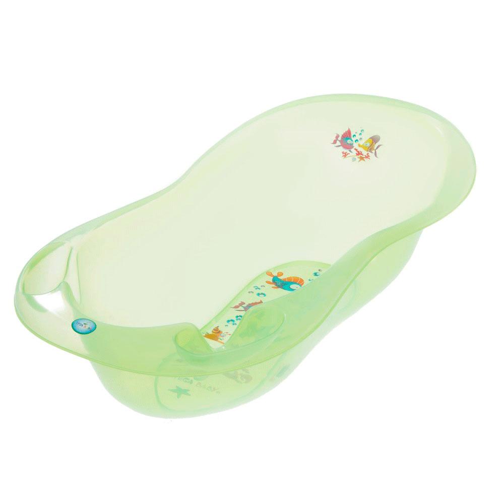 Ванна TEGA AQUA 102 см. цвет - Зеленый<br>
