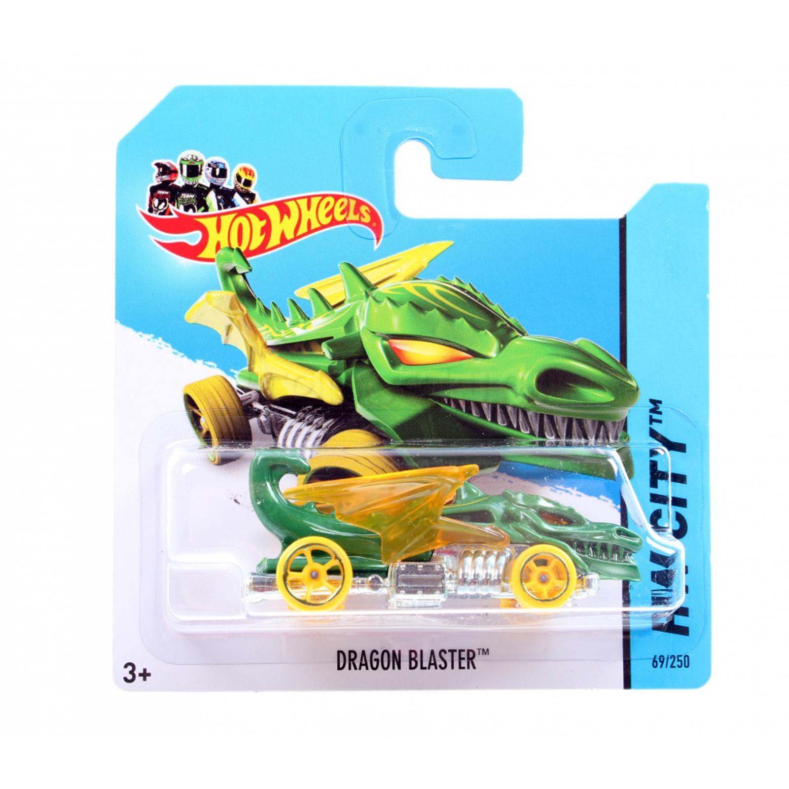 ����������� Hot Wheels ��� ������ Dragon Blaster